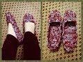 [Crochet] Hướng dẫn móc giày búp bê bằng len đơn giản