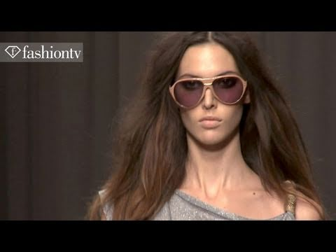 Model Talks - Ruby Aldridge, Top Model - Exclusive Interview at Spring 2011 Milan | FashionTV - FTV