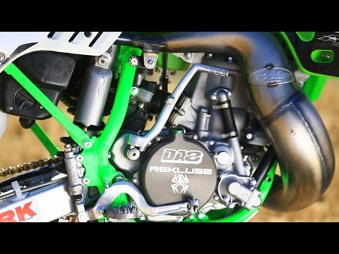 how to make 2 stroke