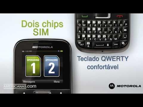 Americanas.com  Motorola Motokey Mini EX109