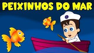 Peixinhos do mar | As melhores músicas infantis