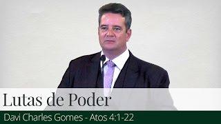 Lutas de Poder - Davi Charles Gomes