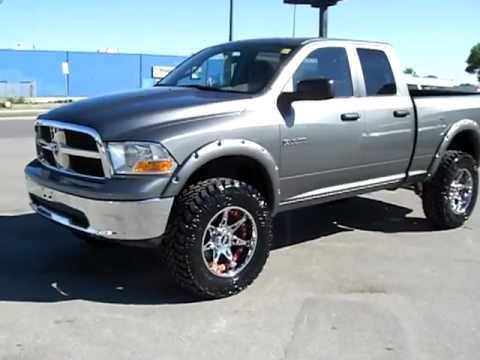 Lifted 2010 Dodge Ram Slt Winnipeg Mb Used Truck Dealer