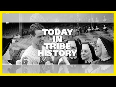 Breaking News | Today in Tribe History: May 30, 1977