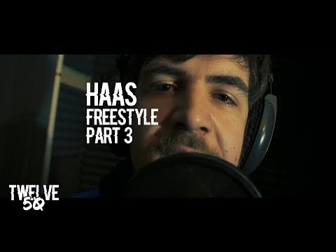 Haas - Freestyle Part 3 Twelve50TV