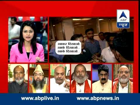ABP News debate: Will there be any action against culprit Shiv...