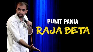 Raja Beta | Stand-up Comedy by Punit Pania