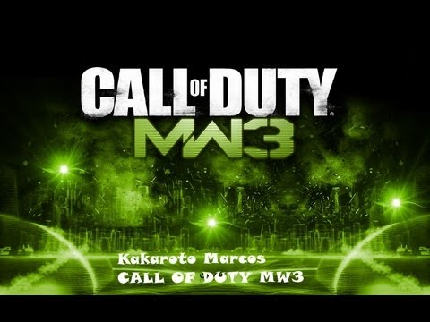 Call of duty MW - Noob jogando
