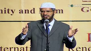 Video: Similarities between Islam and Christianity - Zakir Naik