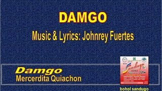Damgo by Johnrey Fuertes