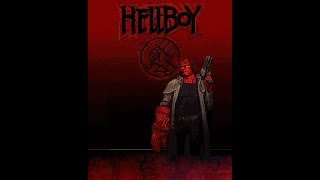 """Hellboy"" JAVA GAME (Hands-On Mobile 2008 year)"