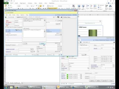 Microsoft Dynamics GP - Manage Your Operations