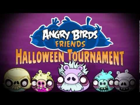 Angry Birds Friends Halloween tournament on Facebook - do not miss!