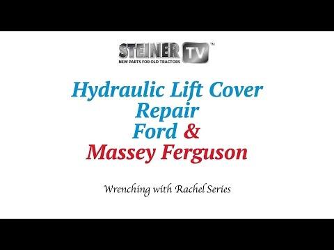 Hydraulic Lift Cover Repair