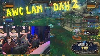 World of PvP - AWC Spring Finals Day 2 Highlights