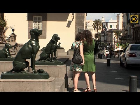 "GRAN CANARIA - Kanaren Teil 3 ""Inselhauptstadt Las Palmas"" CANARIAS"