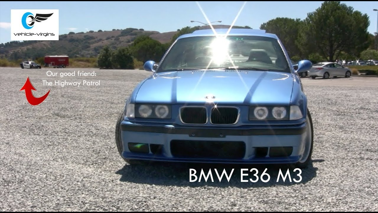 Bmw M3 0 60 >> 1999 BMW E36 M3 Road Test and Review - YouTube