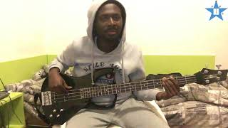 NO WEAPON BY FRED HAMMOND BASS COVER BY ESHEMELE