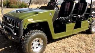 Joyner Renegade four seater, for sale in Texas, 5 speed, lockers, granny gear  SOLD