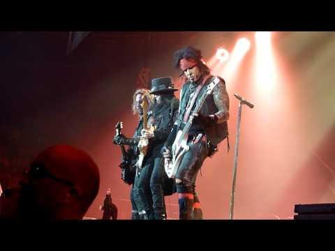 Motley Crue - Same ol' Situation Live Ericsson Globe Arena, Sweden - The Final Tour 2015-11-16