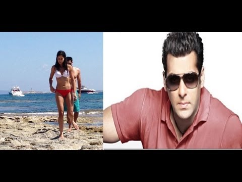 Salman Khan Finally Speaks About Katrina Kaif's Leaked Bikini Photo video