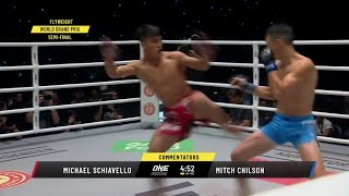 Danny Kingad vs. Reece McLaren: ONE Championship Dawn of Heroes (FULL MATCH)