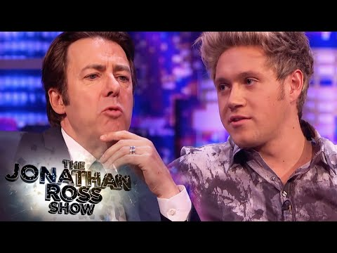 Harry Styles' Embarrassing Confession -  The Jonathan Ross Show