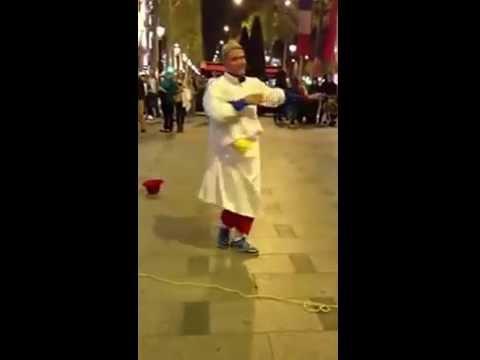 الرقص الشاوي في قلب باريس فرنسا thumbnail