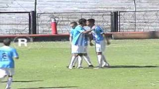 Racing 1 Independiente 0 - Reserva 2011 - ESPN