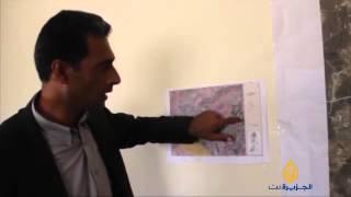 الاحتلال يصادر ألفي دونم من أراضي قرية الدير