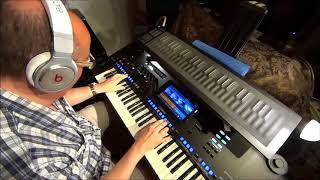 Isn't She Lovely - Stevie Wonder on Yamaha Genos and Roli Seaboard