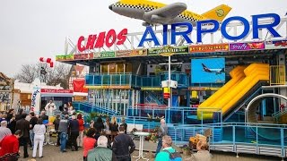 Chaos Airport Walktrough Haberkorn Bonn Deutschland