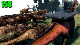 ARK ♠?♠ #158 S3 RIESIGER RAID AUF CASTLE ENGINEERS | Ark Survival Evolved German | Ark Deutsch