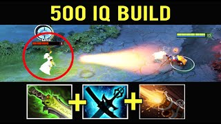 OMG NEW CANCER META Magic Shotgun Sniper Necro 500 IQ Crazy Play Top Pro EU 7.21 Dota 2