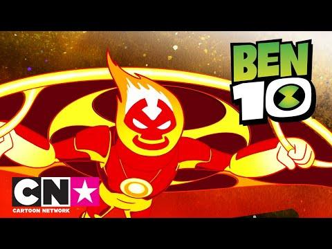 Бен 10: Миры пришельцев | Человек-огонь: Экстремальный сезон | Cartoon Network