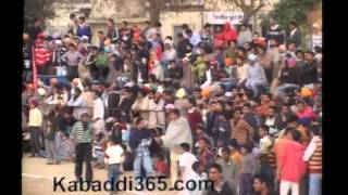 Bihla (Barnala)kabaddi Tournament 2012 Part 8 By Kabaddi365.com