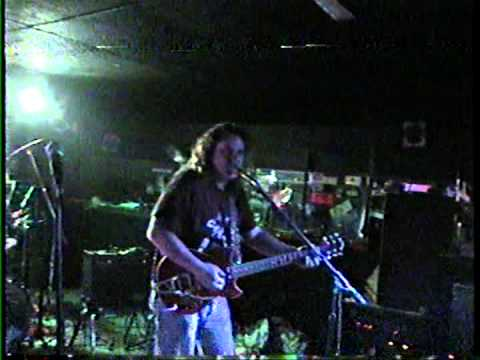 Michael Bruce live Be My Lover at the Caboose Garner NC 3-16-96 Alice Cooper band