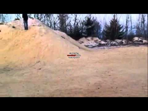 HPI Baja 5b 2.0 RTR first run at Singhofen