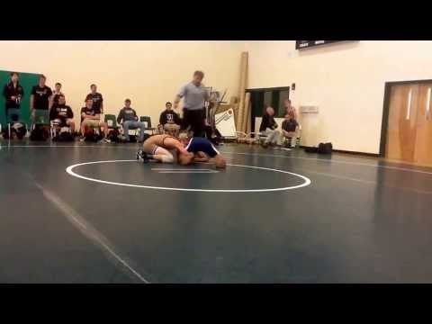Buford Duals David Tran vs Mountainview