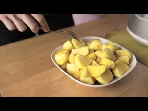 Как приготовить картошку в микроволновке - видео
