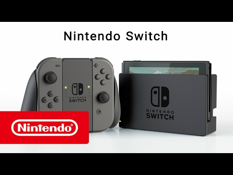Nintendo Switch - Overzicht hardware