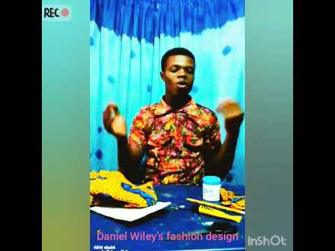 Daniel Wiley's fashion design