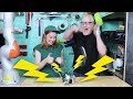 Playing electric shock games with Adam Savage MP3