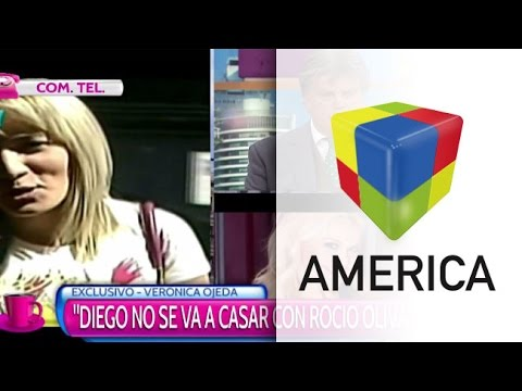 Verónica Ojeda: Sé que Diego no se va a casar con Rocío