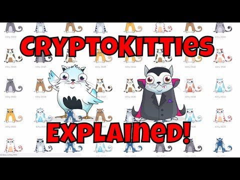 CryptoKitties Tutorial for Beginners: What are they?