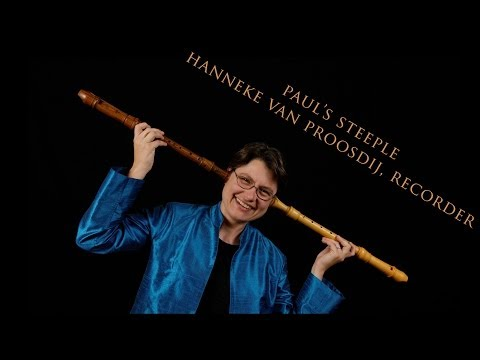 The Duke of Norfolk, or Paul's Steeple; Hanneke van Proosdij, recorder with Voices of Music