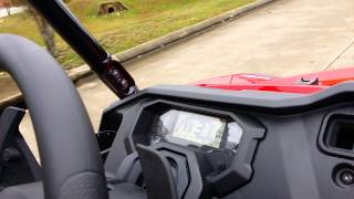 2016 Honda Pioneer 1000 - 5 Acceleration 0-40 MPH | UTV / Side by Side ATV / SxS