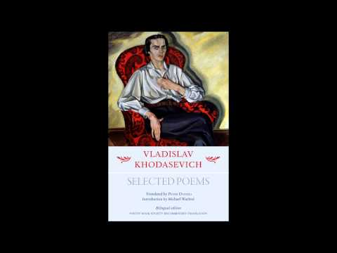 Russian Book World interview Peter Daniels on Khodasevich