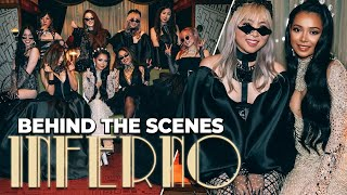 Download lagu I'M IN BELLA POARCH'S NEW ! (INFERNO BEHIND THE SCENES VLOG)