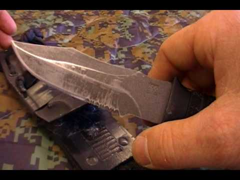 SOG SEAL Pup Knife Overview